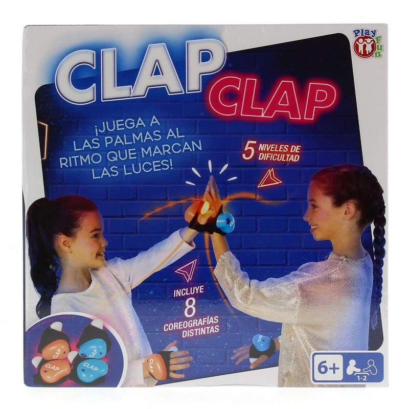 JUEGO CLAP CLAP¬