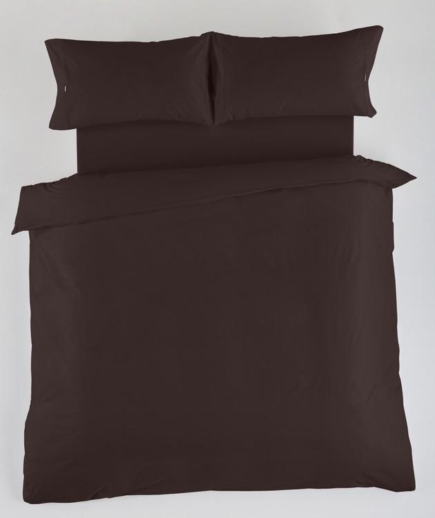 JUEGO DE FUNDAS NÓRDICAS LISAS 100% ALGODÓN 200 HILOS Chocolate 179 180 cms Chocolate 179 150 cms Chocolate 179 135 cms Chocolate 179 105 cms Chocolate 179 90 cms