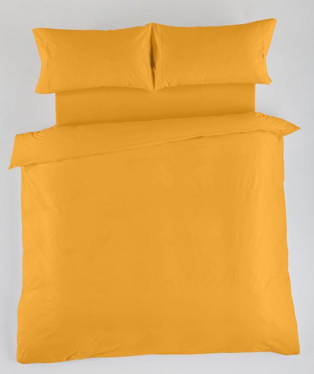 JUEGO DE FUNDAS NÓRDICAS LISAS 100% ALGODÓN Maiz 180 cms Maiz 150 cms Maiz 135 cms Maiz 105 cms Maiz 90 cms