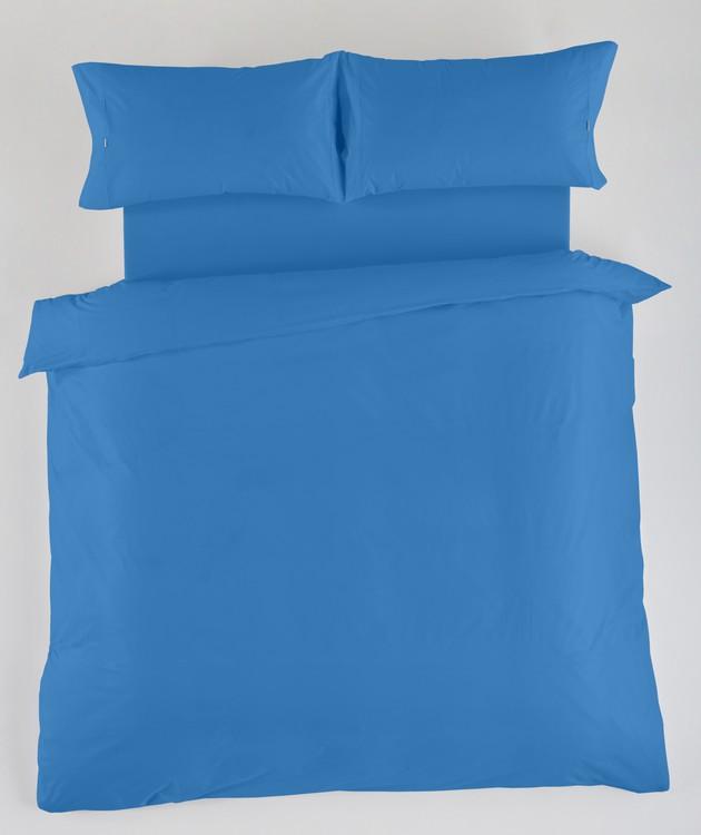 JUEGO DE FUNDAS NÓRDICAS LISAS Azul Claro 180 cms Azul Claro 150 cms Azul Claro 135 cms Azul Claro 105 cms Azul Claro 90 cms