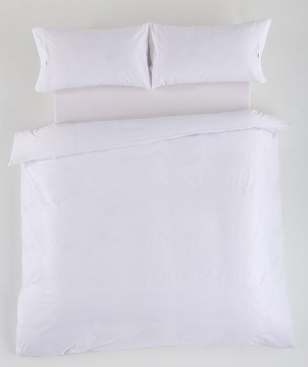 JUEGO DE FUNDAS NÓRDICAS LISAS Blanco 180 cms 150 cms Blanco Blanco 135 cms Blanco 105 cms Blanco 90 cms