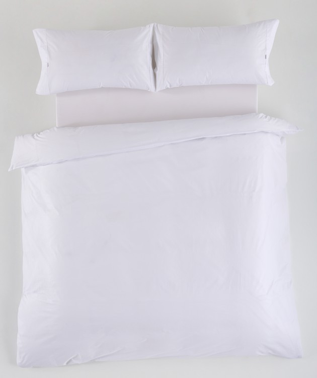 JUEGO DE FUNDAS NÓRDICAS LISAS 100% ALGODÓN Blanco 180 cms Blanco 150 cms Blanco 135 cms Blanco 105 cms Blanco 90 cms