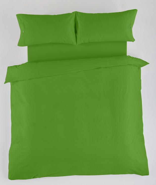 JUEGO DE FUNDAS NÓRDICAS LISAS Verde 180 cms Verde 150 cms Verde 135 cms Verde 105 cms Verde 90 cms