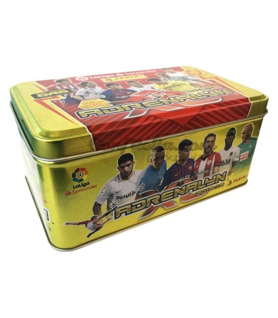 TIN BOX ADRENALYN XL 2018-19