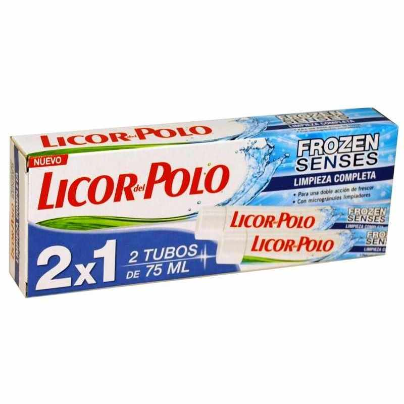 Dentífrico Frozen X2 Limpieza Completa. 75 Ml