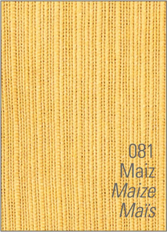 MANTELERIA RÚSTICO LISO APLIQUE Maiz 155x300+12serv. Maiz 155x250+12serv. Maiz 155x200+8serv Maiz 155x155+6serv