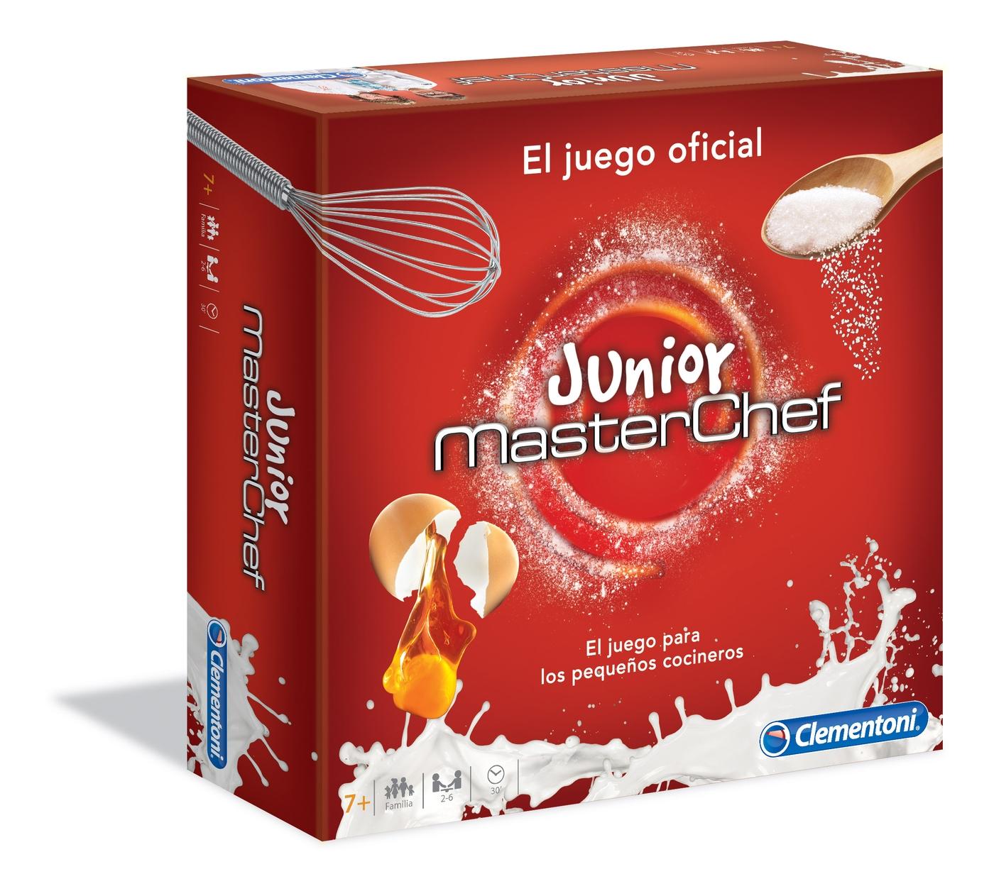 JUEGO MASTER CHEF JUNIOR