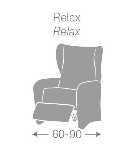 FUNDA DE SOFA RELAX TENDRE