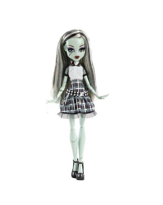 **OFERTA** Monster High - Frankie Stein (Mattel Y0424)