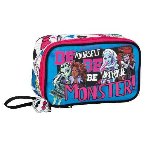 Monster High - Portameriendas Isotermico