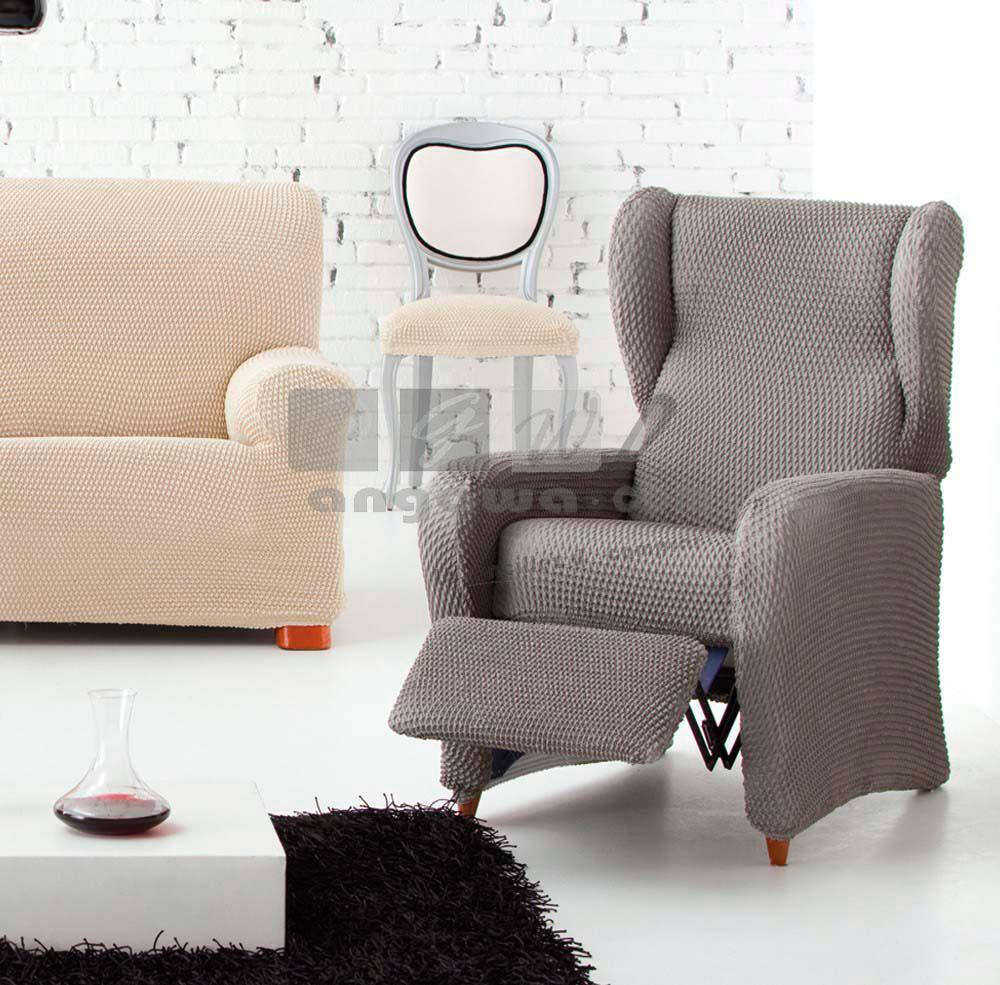 Funda de sofa relax nublo - Funda sofa orejero ...