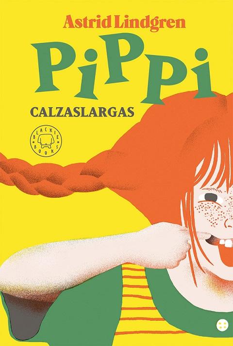 LIBRO PIPI CALZASLARGAS - ASTRID LINDGREN