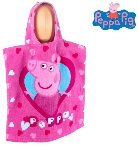 PONCHO INFANTIL PEPPA PIG