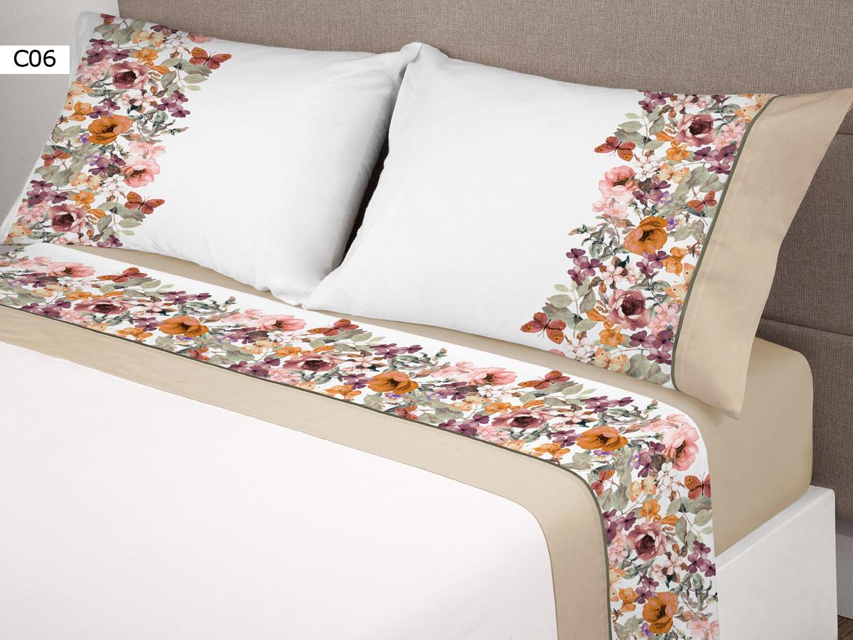 SÁBANAS COTONE 229 color 06 150 cms