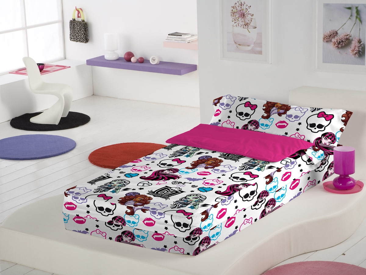 SACO NORDICO FUNNY DE MONSTER HIGH