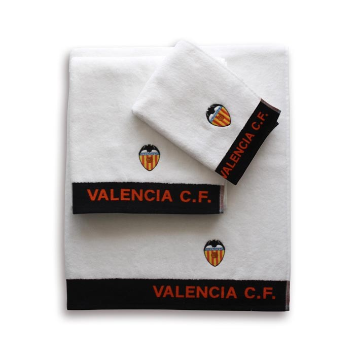 SET TOALLAS VALENCIA CF 1