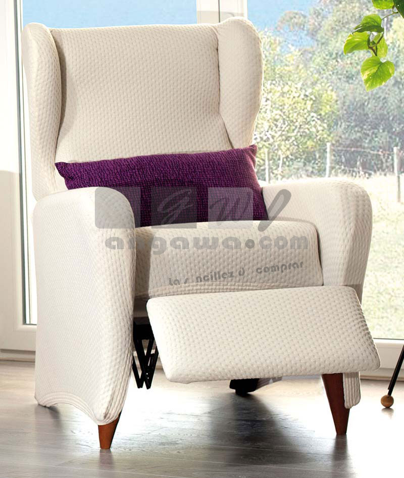 Funda de sofa relax sucre - Funda sofa orejero ...