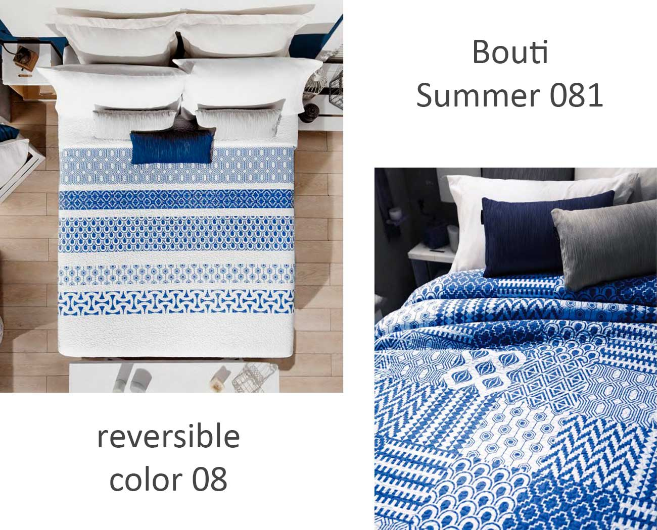 COLCHA BOUTI SUMMER 081 color 08 90 cms